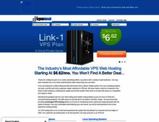 vpslink.com screenshot