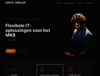 vrad.nl screenshot