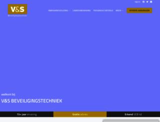 vs-beveiliging.nl screenshot