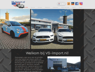 vs-import.nl screenshot