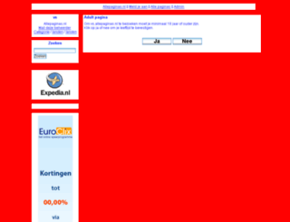 vs.allepaginas.nl screenshot