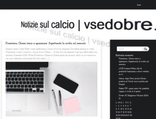 vsedobre.com screenshot