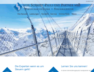 vsp-partner.de screenshot