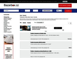 vstupenky.bazarbox.cz screenshot