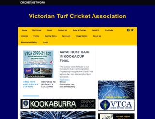 vtca.asn.au screenshot