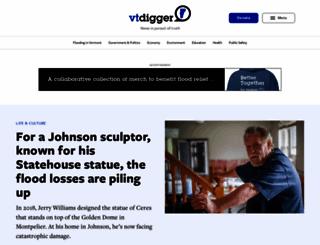 vtdigger.org screenshot