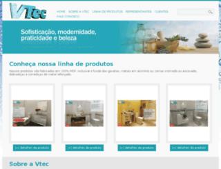 vtecc.com.br screenshot
