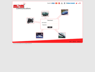 vts.m2mbd.com screenshot