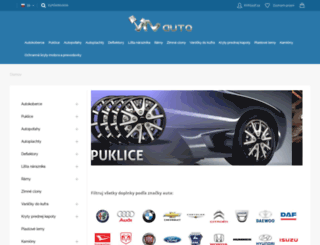 vtvauto.com screenshot
