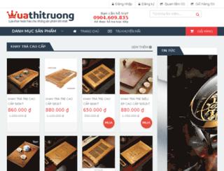 vuathitruong.com screenshot