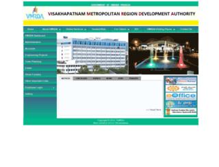 vuda.gov.in screenshot