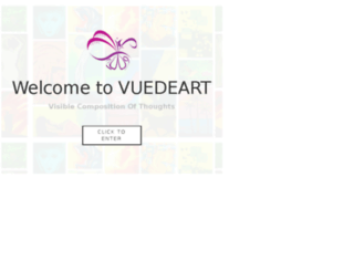 vuedeart.com screenshot