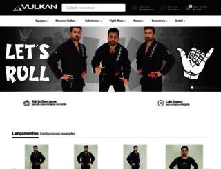 vulkanfc.com.br screenshot
