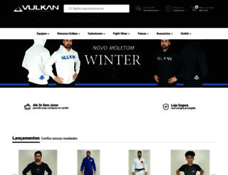 vulkanfc.com screenshot