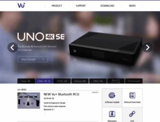 vuplus.com screenshot
