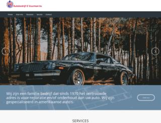 vuurman.nl screenshot