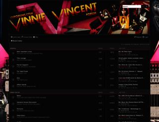 vvforums.com screenshot