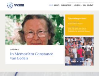 vvs-or.nl screenshot