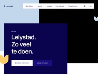 vvvlelystad.nl screenshot