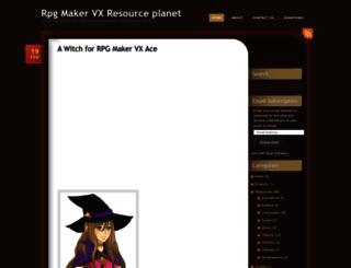vxresource.wordpress.com screenshot
