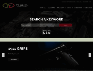vzgrips.com screenshot