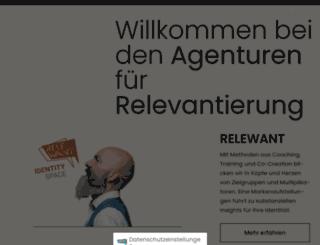 w-a-n-t.de screenshot