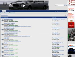 w210.pl screenshot