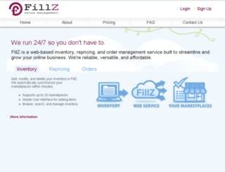w7.fillz.com screenshot