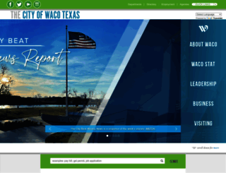 waco-texas.com screenshot