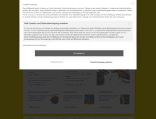 waermepumpenprofi-reimelt.de screenshot