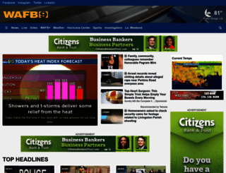 wafb.com screenshot