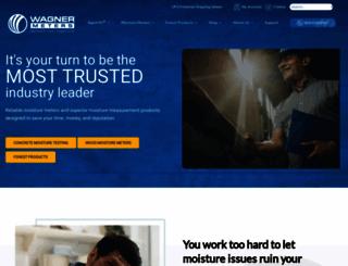 wagnermeters.com screenshot