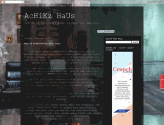 wahidathakhrim.blogspot.com screenshot