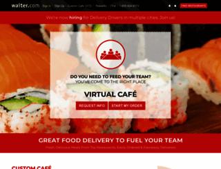 waiter.com screenshot