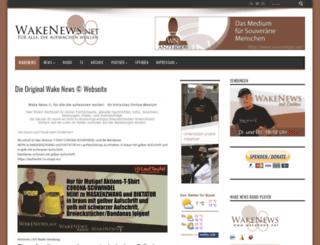 wakenews.net screenshot