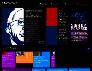 wakeyagameup.com screenshot