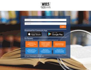 wakulla.focusschoolsoftware.com screenshot