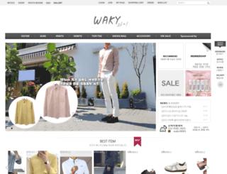 waky.co.kr screenshot