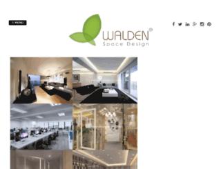 walden-design.com screenshot