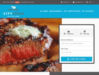 waldorf.gowaiter.com screenshot