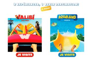 walibi-aquitaine.fr screenshot