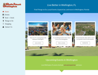 walkaboutwellington.com screenshot