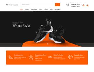 walktallshoes.in screenshot