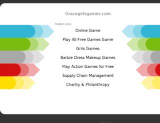walkthrough.gracegirlsgames.com screenshot