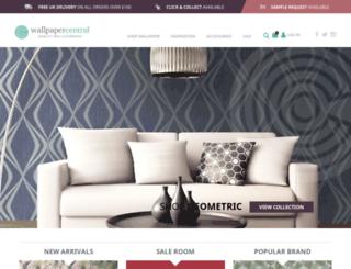 wallpapercentral.co.uk screenshot