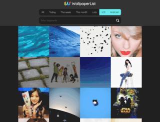 wallpaperlist.com screenshot