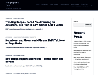 wallpaperszoo.com screenshot