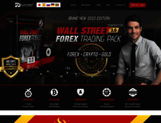 wallstreet-forex.com screenshot