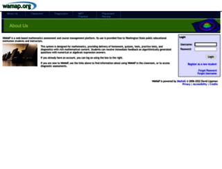 wamap.org screenshot