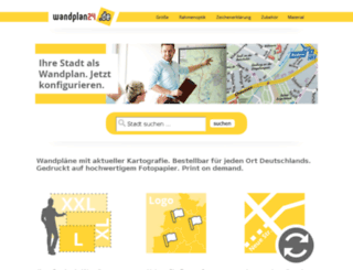wandkarte.net screenshot